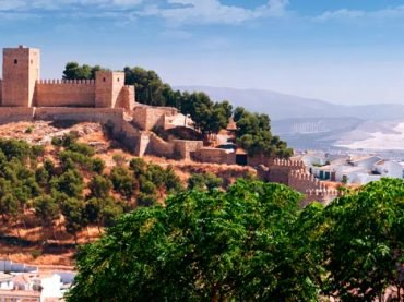 Where to sleep in Antequera
