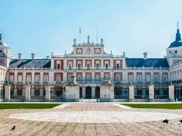 Sleep in Aranjuez