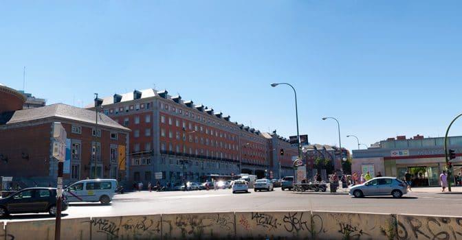Que ver en Argüelles - Moncloa Madrid