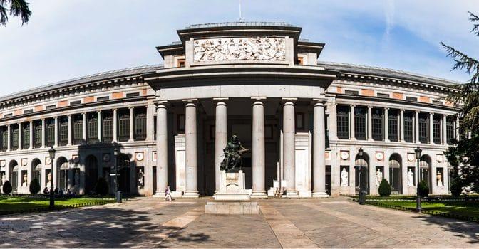 Paseo del Arte MADRID