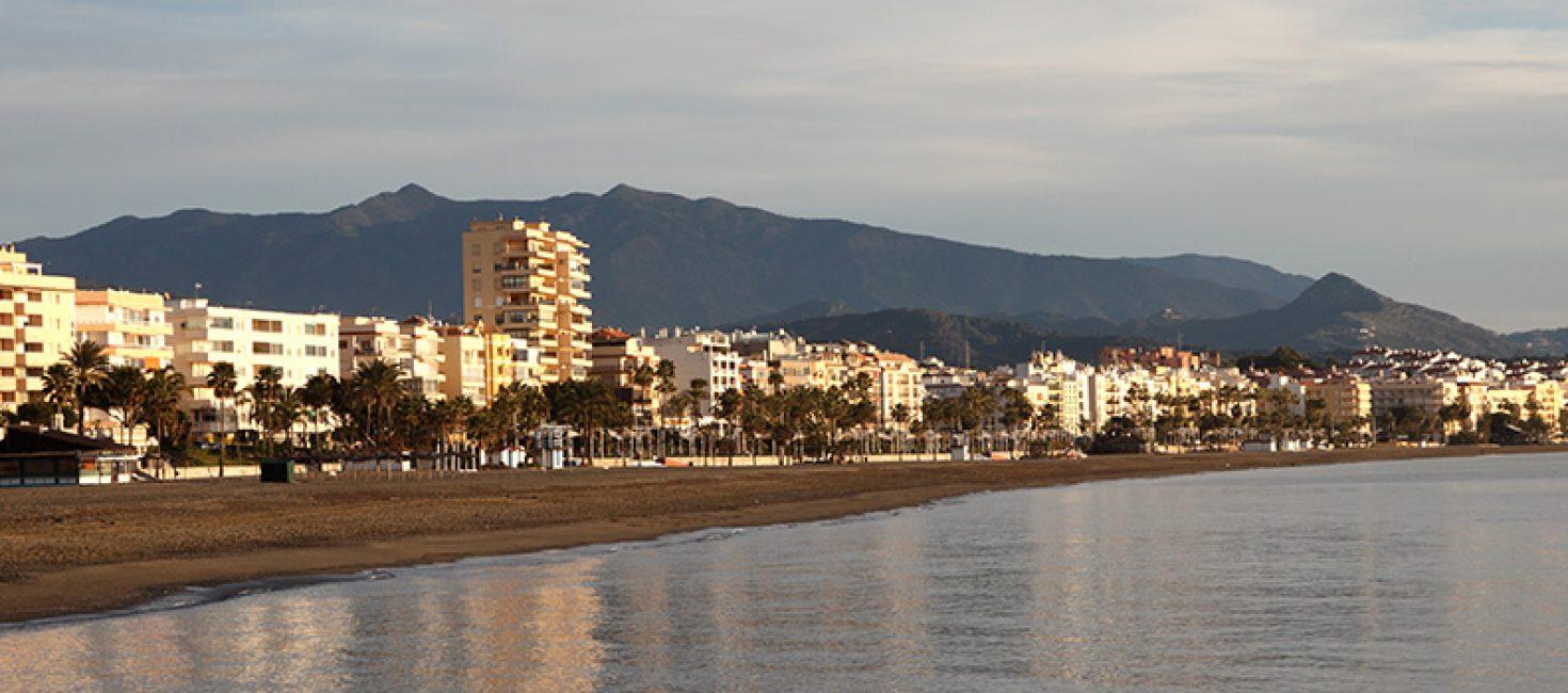 Where to sleep in Estepona
