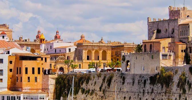 Que ver en Ciudadela - Menorca