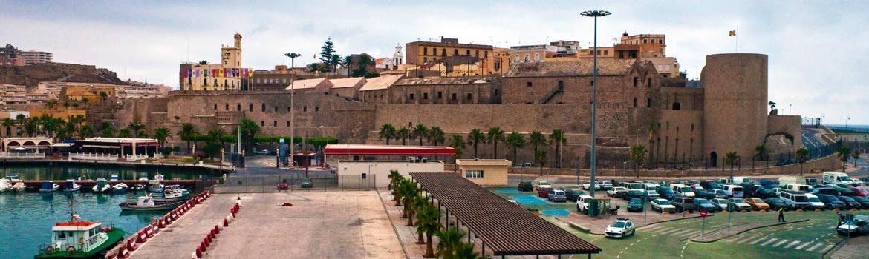 Comer y Dormir en Melilla