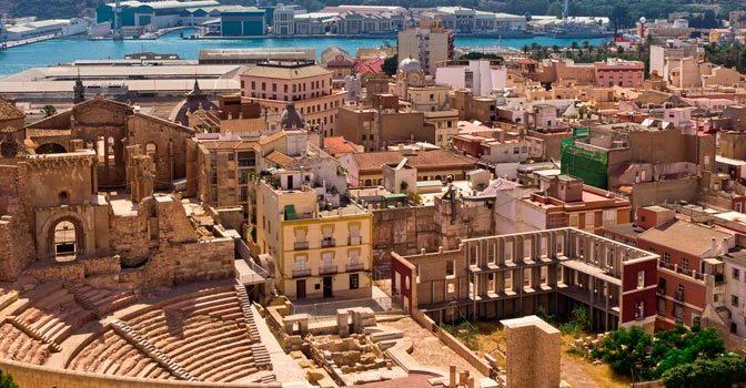 Dormir en Cartagena