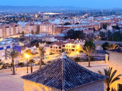 Dónde dormir en Lorca