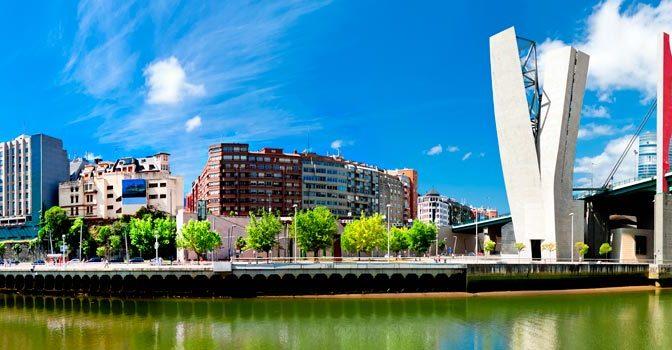 Dormir à Bilbao - Bilbo / Marge gauche