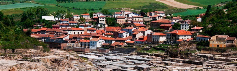 Comer y Dormir en Salinas de Añana - Gesaltza Añana - España Fascinante