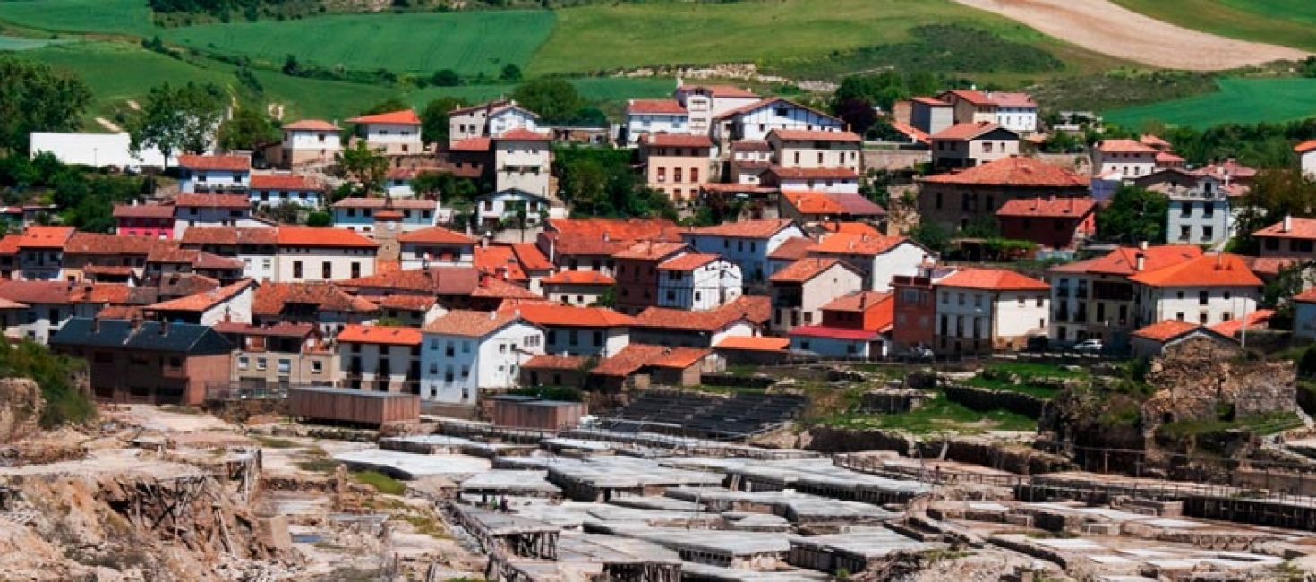 Dormir à Salinas de Añana  –  Gesaltza de Añana