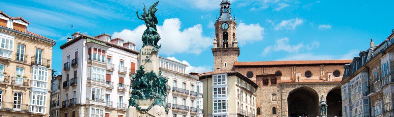 Panorámica que ver en Vitoria-Gasteiz