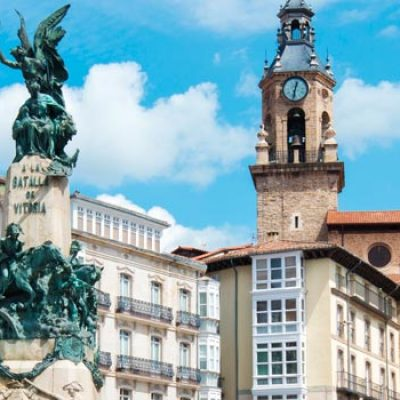 Dónde dormir en Vitoria – Gasteiz