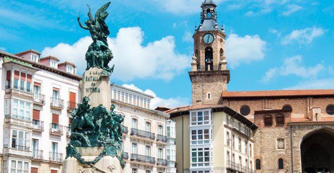 Dónde dormir en Vitoria - Gasteiz
