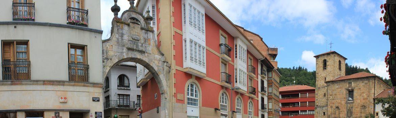Comer y Dormir en Arrasate - Mondragón - España Fascinante