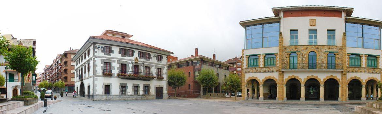 Dónde dormir en Arrigorriaga