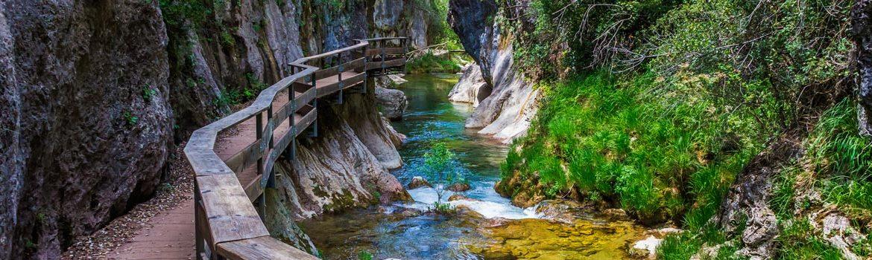 Parque natural de la sierra de Cazorla Segura y las Villas Espana Fascinante
