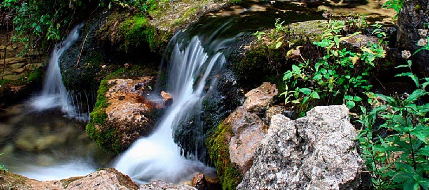 Parque Natural de los Calares del Río Mundo y de la Sima.