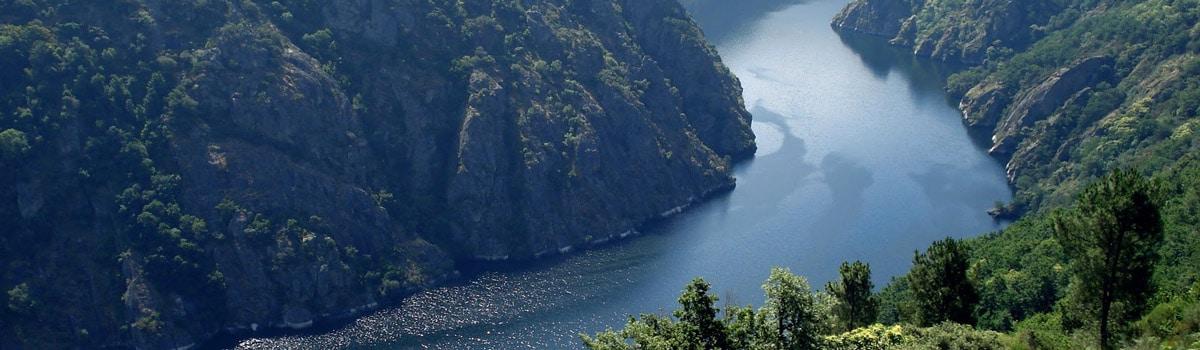 Parque de los cañones del sil España Fascinante