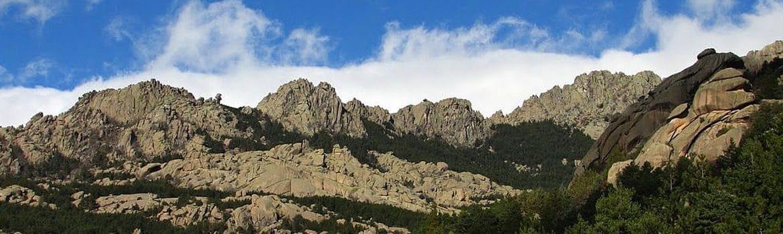 Parque natural de la Cuenca Alta del manzanares España Fascinante