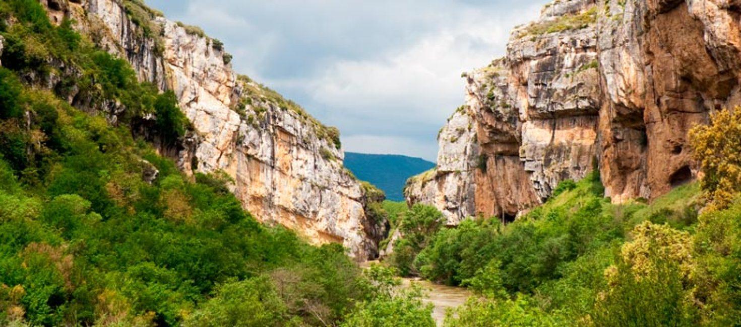 Foz de Lumbier, Foz de Arbayún and Acantilados de la Piedra