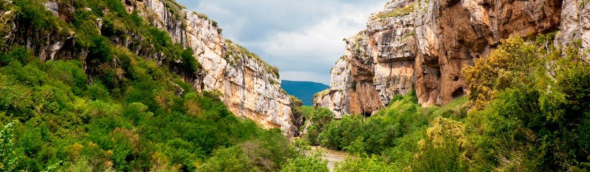 Parque de la Foz de Lumbier y la Foz de Arbayún España Fascinante