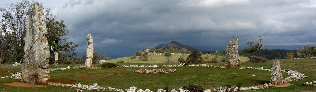 Parque Natural de la Sierra de Entzia