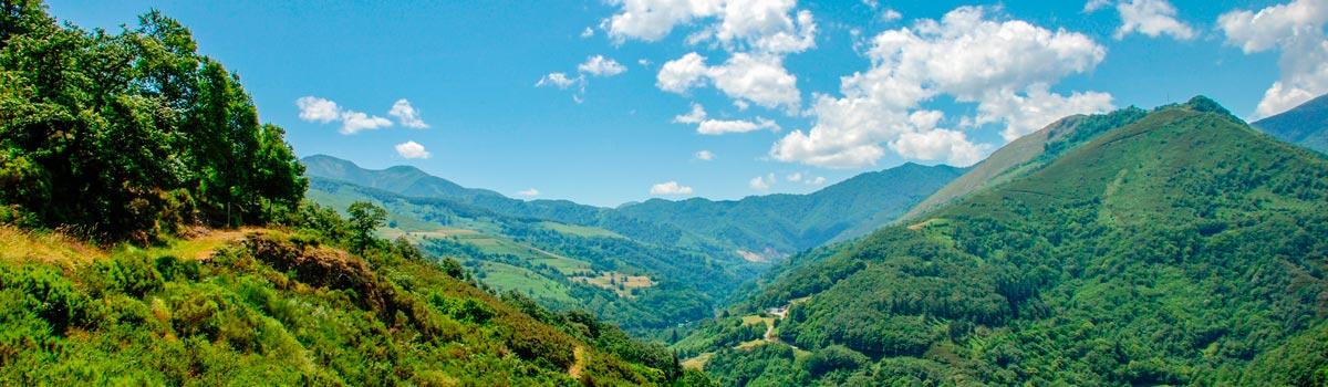 parque natural fuentes narcea espana fascinante