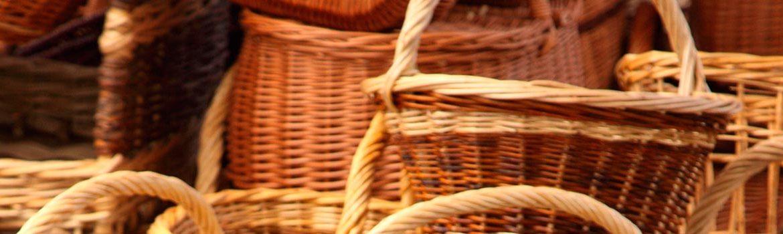 Cestería y Fibras vegetales