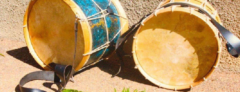 Instrumentos musicales en Extremadura