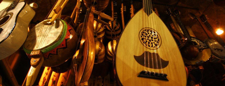 instrumentos musicales en canarias