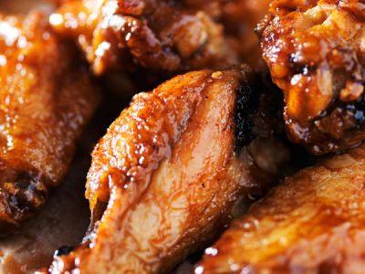 Reinventando las recetas de alitas de pollo