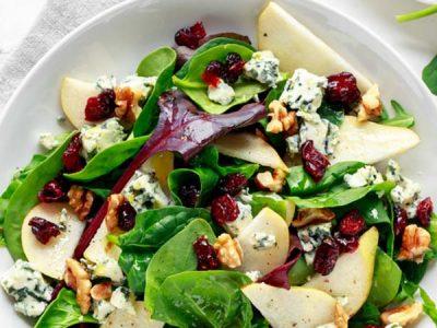 Recetas de ensaladas de frutas refrescantes