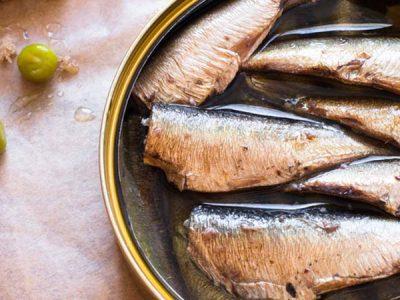 Recetas con una simple lata de sardinas