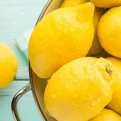 Beneficios y propiedades del limón
