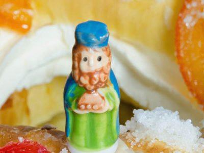 Rellenos originales para el roscón de Reyes