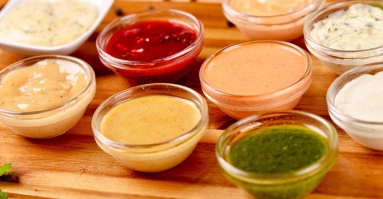 Una salsa para cada plato