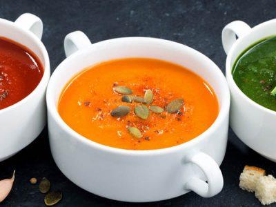 Reinventando el gazpacho tradicional