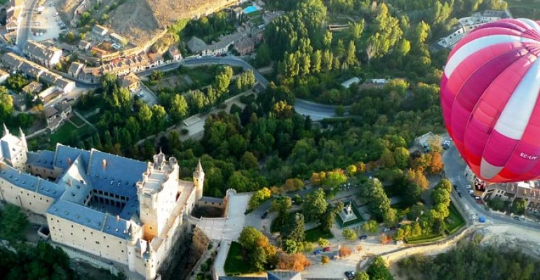 Turismo activo en Segovia