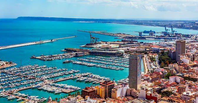 Dónde dormir en Alicante - Alacant