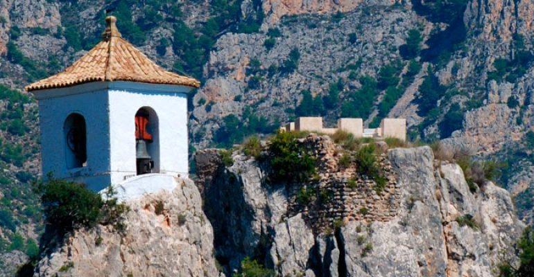 Dónde dormir en Guadalest – El Castell de Guadalest