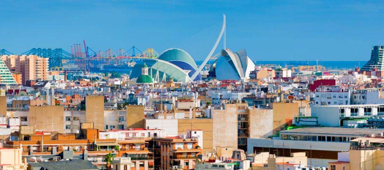 Dónde dormir en Valencia – València