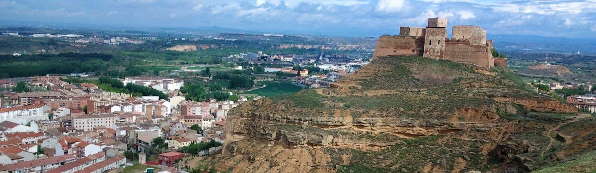 Panorámica que ver en Monzón