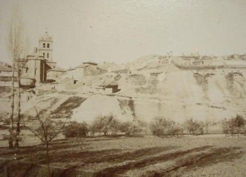 Fotografía antigua de Dueñas