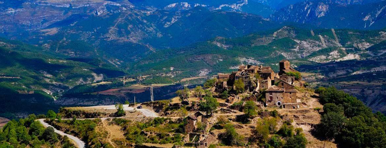 5 Pueblos Abandonados De España España Fascinante