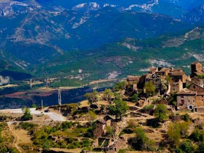 5 pueblos abandonados de España