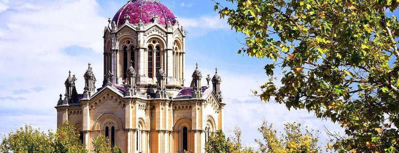 Panteón de la Duquesa del Sevillano o de la Condesa de la Vega del Pozo en Guadalajara