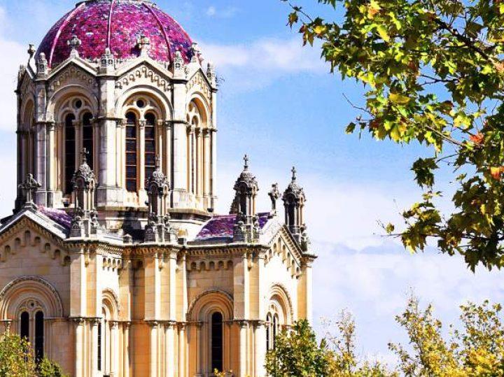 El Panteón de la Duquesa del Sevillano, el tesoro oculto en un colegio de Guadalajara