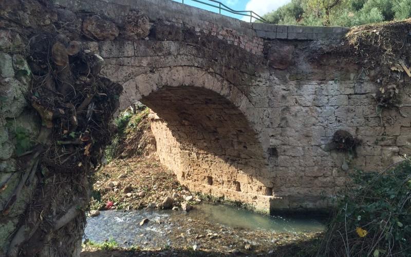 Paraje de Las Chorreras, Valdepeñas de Jaén