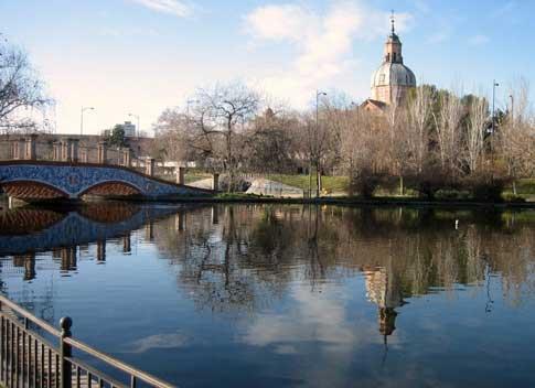 Basílica de Nuestra Señora del Prado y Parque de la Alameda que ver en Talavera de la Reina