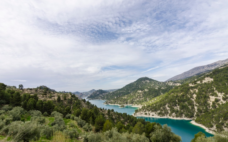 Imagen del Parque Natural de Sierra de Castril