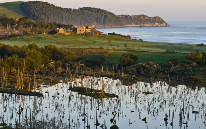Parque Natural de Oyambre, Cantabria