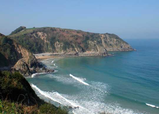 Parque natural y playa de oyambre espa a fascinante for Oficina de turismo de comillas